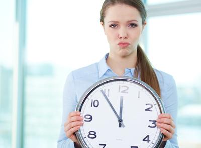 Valitse tehokkain työaikasi - ajanhallinta on mahdollista